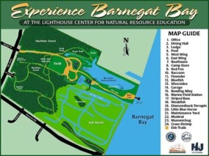Map of the Lighthouse Center